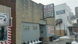 New Frontier Bar